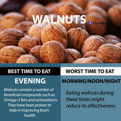 Healthy Eating Walnuts