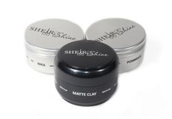 Wax, Mat Clay & Pomade