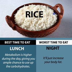 Healthy Eating Rice