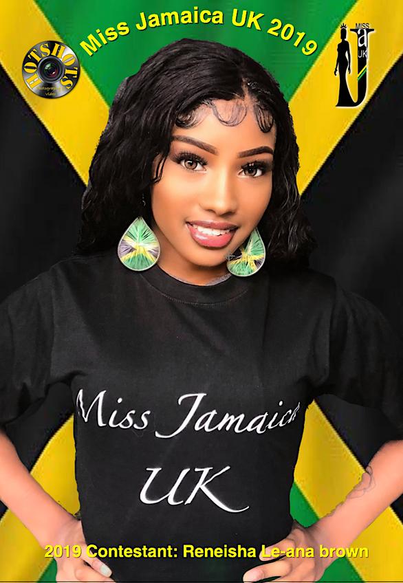 Contestant: Reneisha Le-Ana Brown