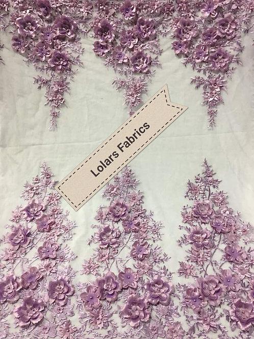 Lilac Summer Petal Bloom