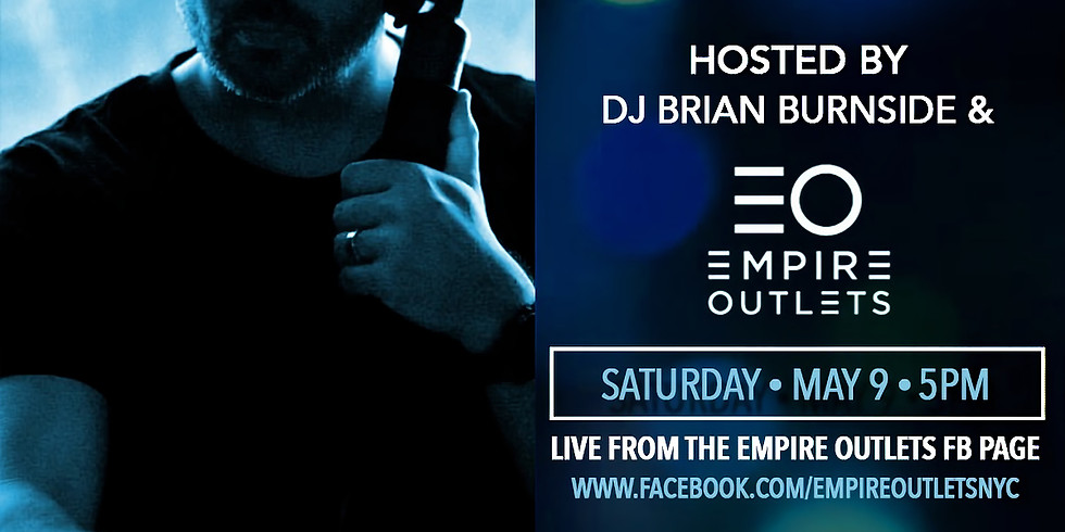EO Sessions Live with Brian Burnside