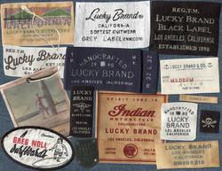 Branding for Lucky Brand
