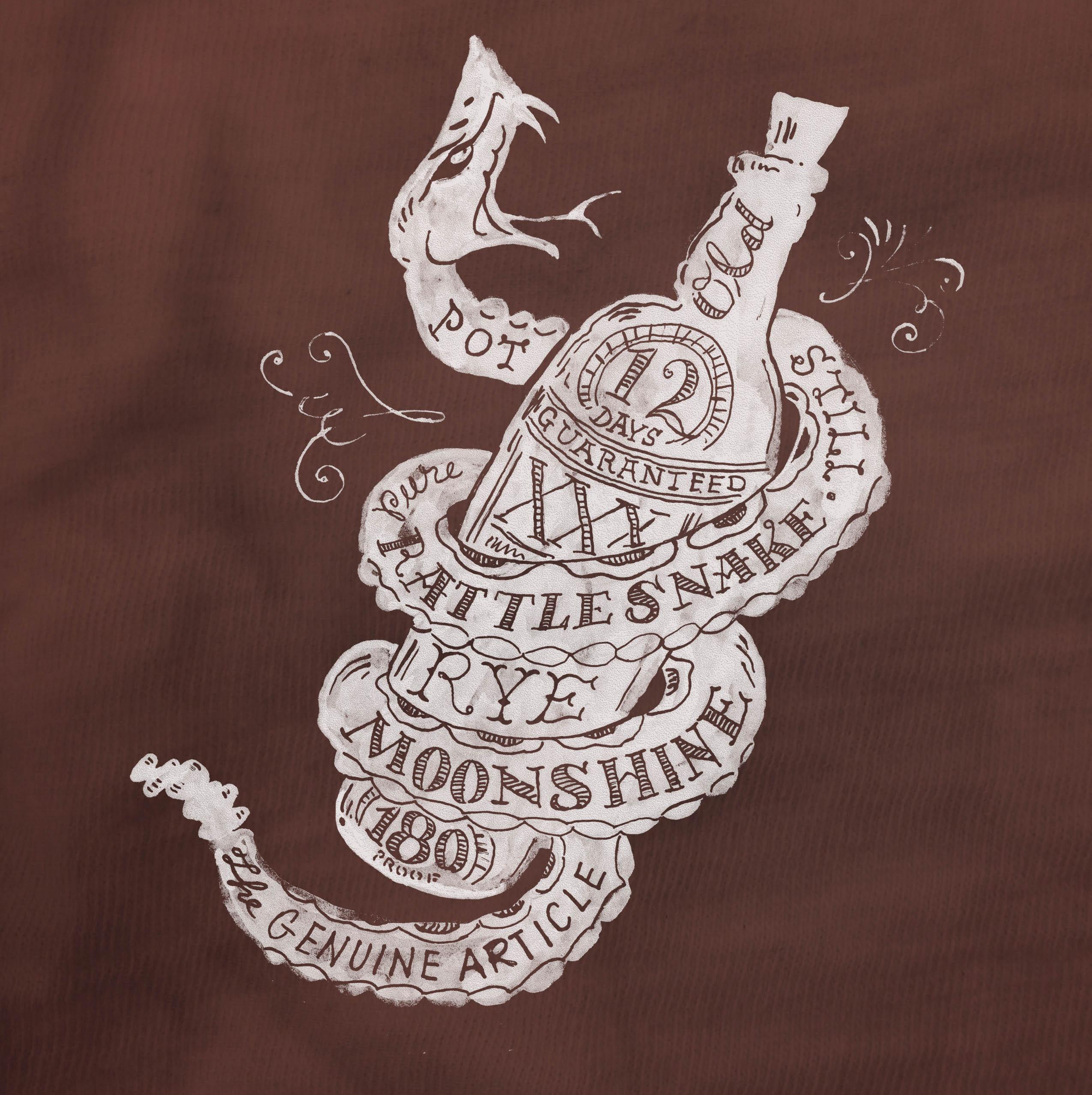 Rattlesnake Moonshine