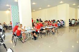 Baku 2015 Athletes Village Dining HallJPG