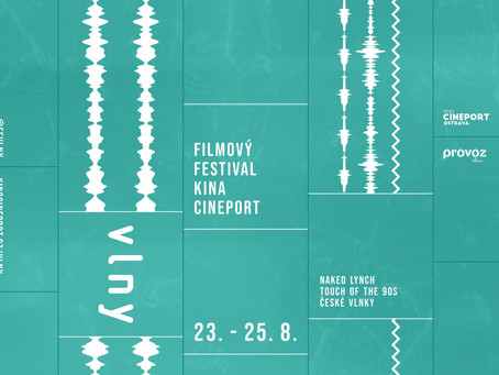 VLNY - filmový festival Cineportu