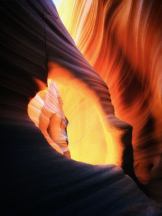 Glowing Arch