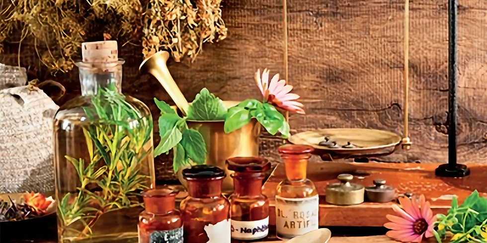971- Atelier : Création de produits naturels (après-midi)