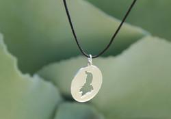 Necklace Syros Premium Silver
