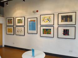 Cranleigh Threes Exhibition, May 2015