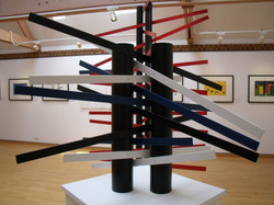 'Pica Pica' in Robert Phillips Gallery  Spring 2014