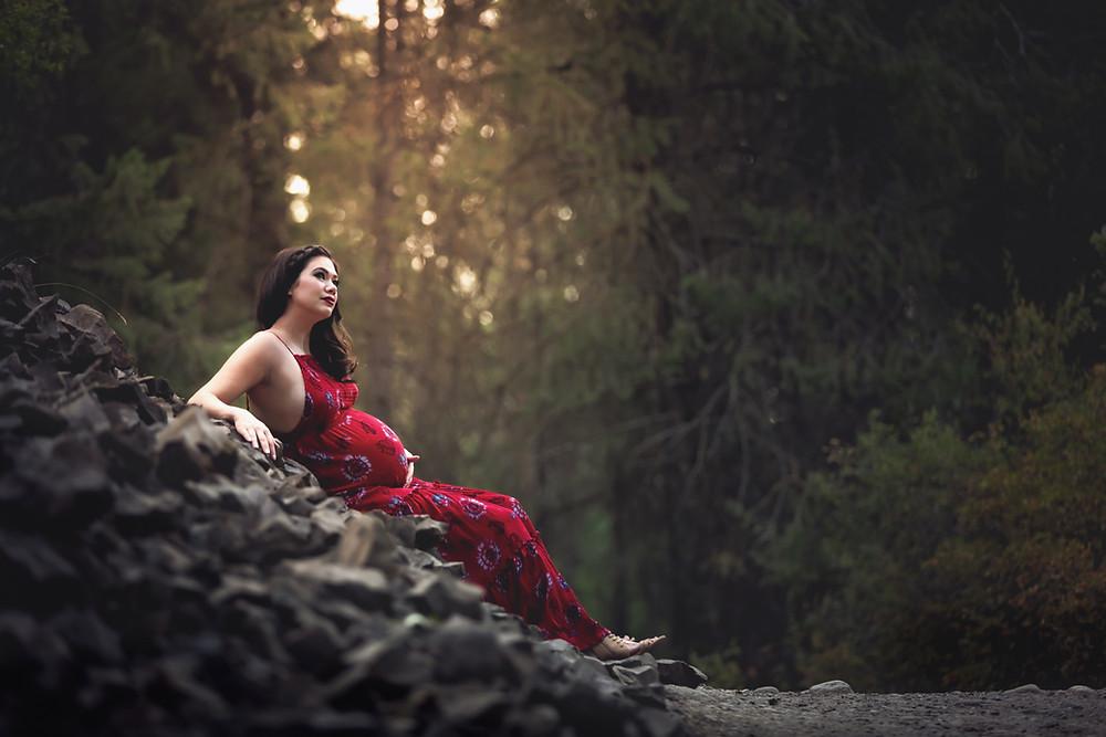 Spokane Maternity Photographer