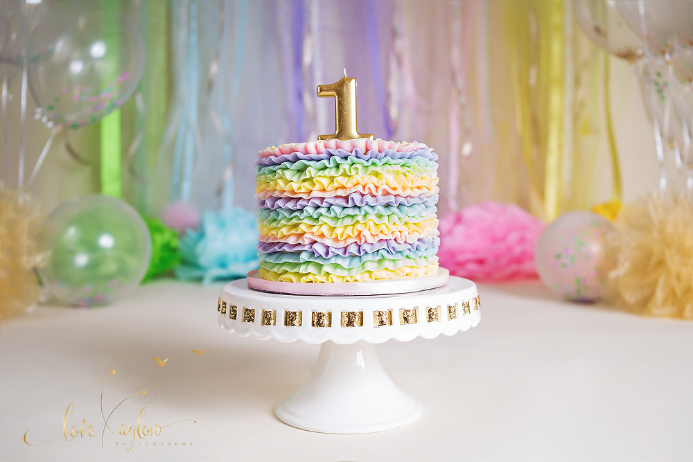 Spokane Cake Smash Photographer