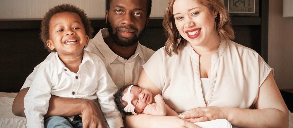 Postpartum Realness: Who Am I?