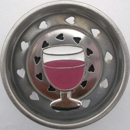 """""""Vino"""" Sink Stopper"""