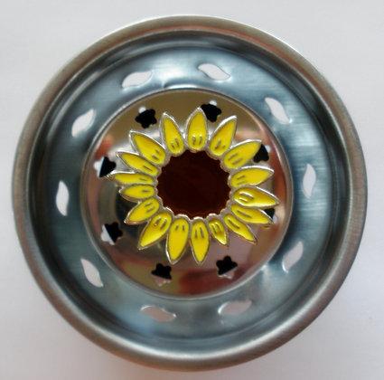 """""""Sunflower"""" Sink Stopper"""