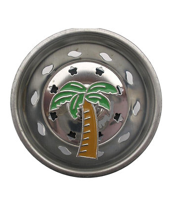 """Palm Tree"" Sink Stopper"