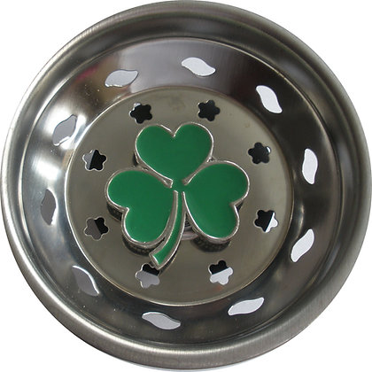 """Lucky"" Sink Stopper"