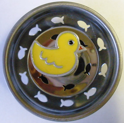 """Ducky"" Sink Stopper"