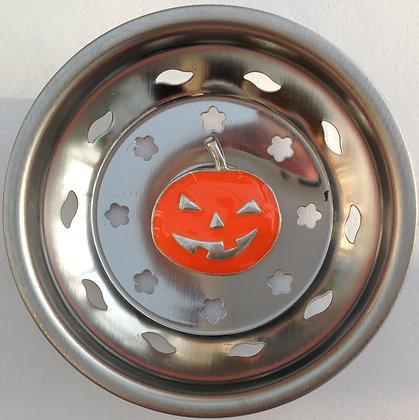 """""""Pumpkin"""" Sink Stopper"""