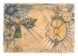 """Tavola II - """"non conosciamo le alchimie"""