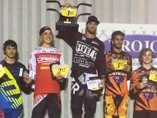 Jones snaps 2nd at NT Champs