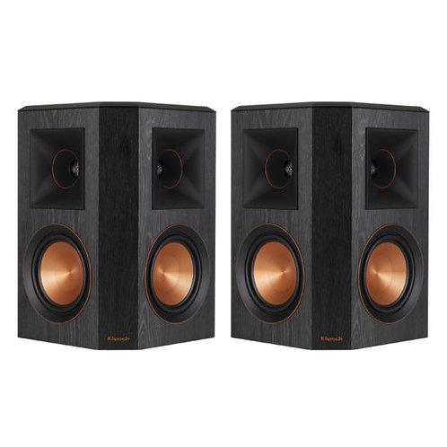 """Klipsch RP-502S Dual 5.25"""" Surround Sound Speaker Black - Pair"""