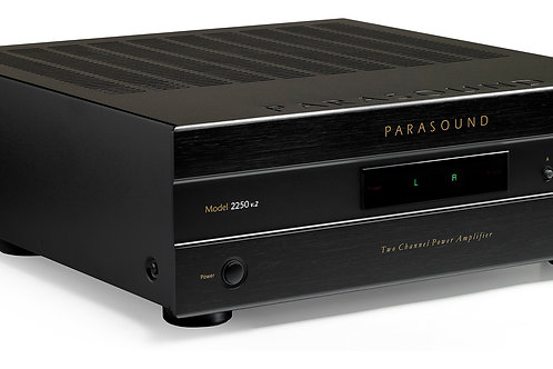 Parasound NewClassic 2250 v.2  2 Channel Power Amplifier