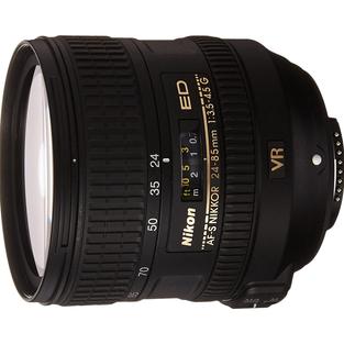 Nikkor 24-85mm lens