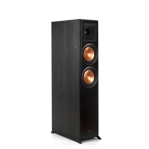 "Klipsch RP-6000F Dual 6.5"" Floorstanding Speaker Black Each"