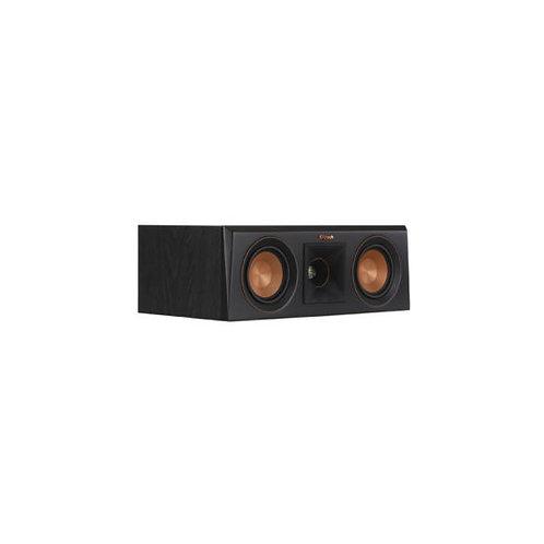 "Klipsch RP-400C Dual 4"" Center Speaker Black"