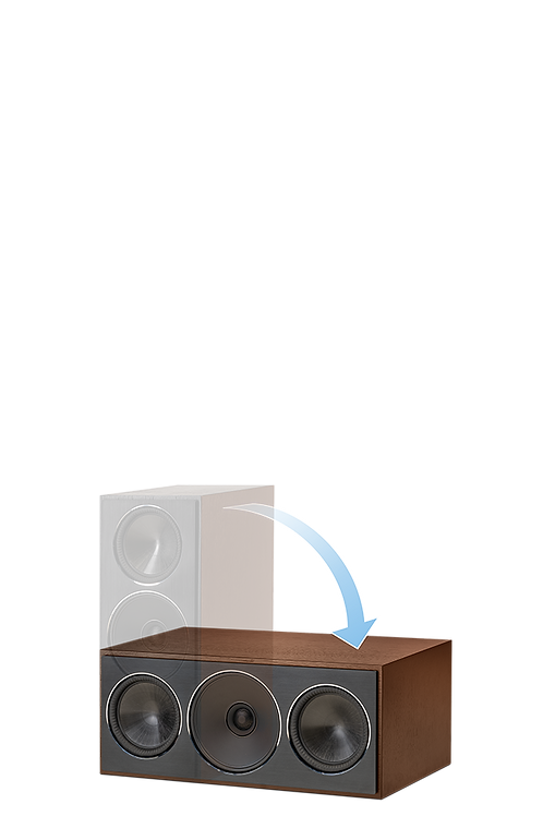 Paradigm Founder  70LCR 3 way LCR Speaker - Each