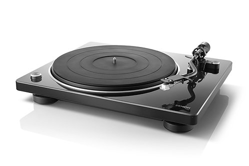 Denon DP-400 Hi-Fi Turntable with Speed Auto Sensor