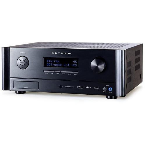 Anthem MRX 720 11.2 Pre-Amp / 7 Amplifier Channel AV Receiver