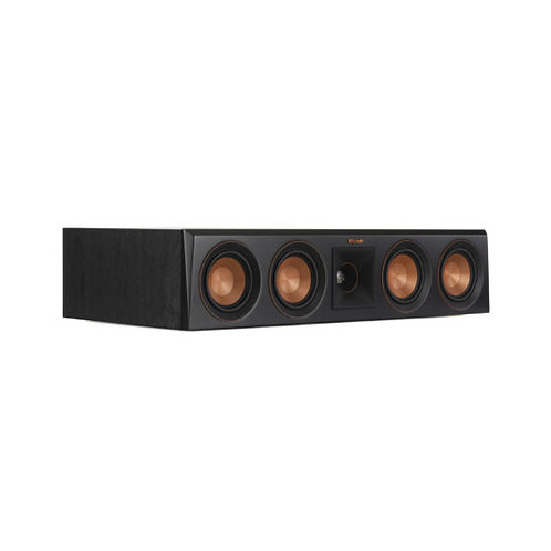 "Klipsch RP-404C Quad 4"" Center Speaker Black"