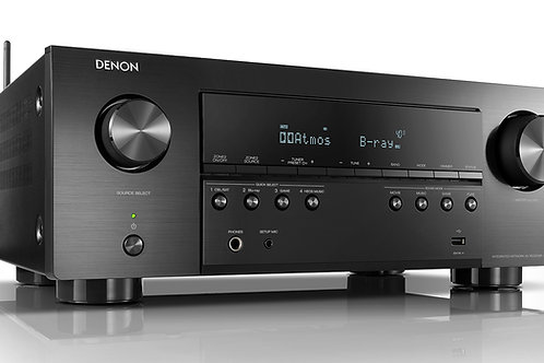 Denon AVR-S960H 7.2 Channel 8K AV Receiver