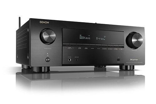 Denon AVR-X3700H 9.2 Channel 8K AV Receiver