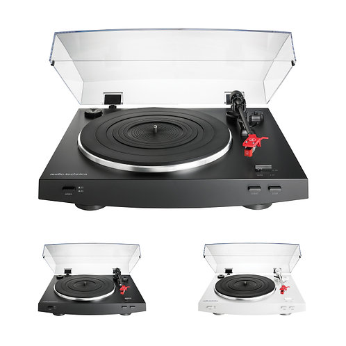 Audio-Technica AT-LP3 Fully Automatic Belt-Drive Turntable