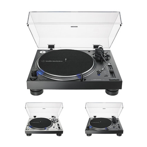 Audio-Technica AT-LP140-XP Direct-Drive Turntable