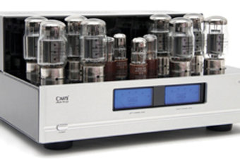 Cary Audio CAD 120S Stereo Power Amplifier