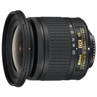 Nikkor 10-20mm lens