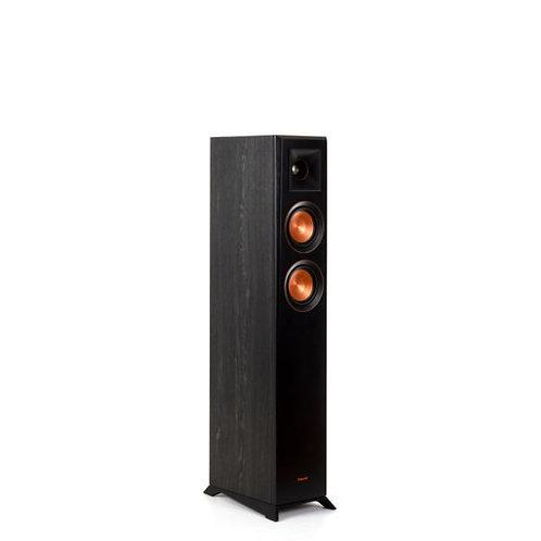 "Klipsch RP-4000F Dual 4"" Floorstanding Speaker Black Each"