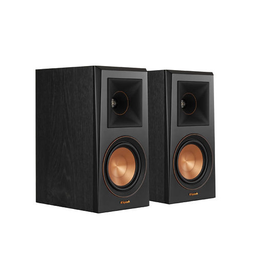 Klipsch RP-500M Bookshelf Speaker Black - Pair