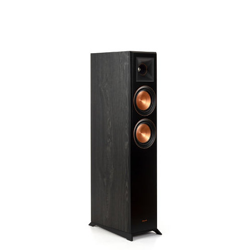 "Klipsch RP-5000F Dual 5.25"" Floorstanding Speaker Black Each"