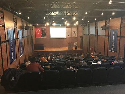 ışık üniversitesi seminer