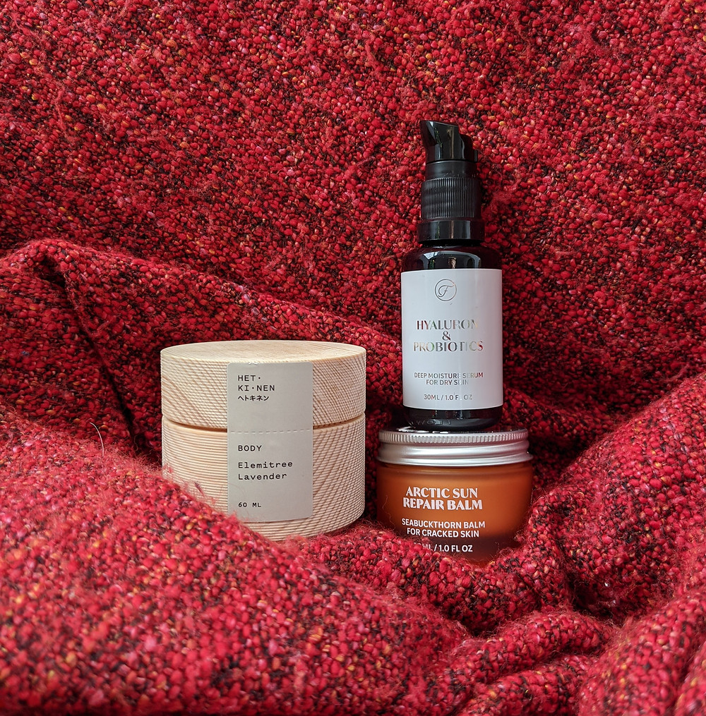 Koti Lifestyle | Hetkinen Body Butter, Flow Serum and Balm