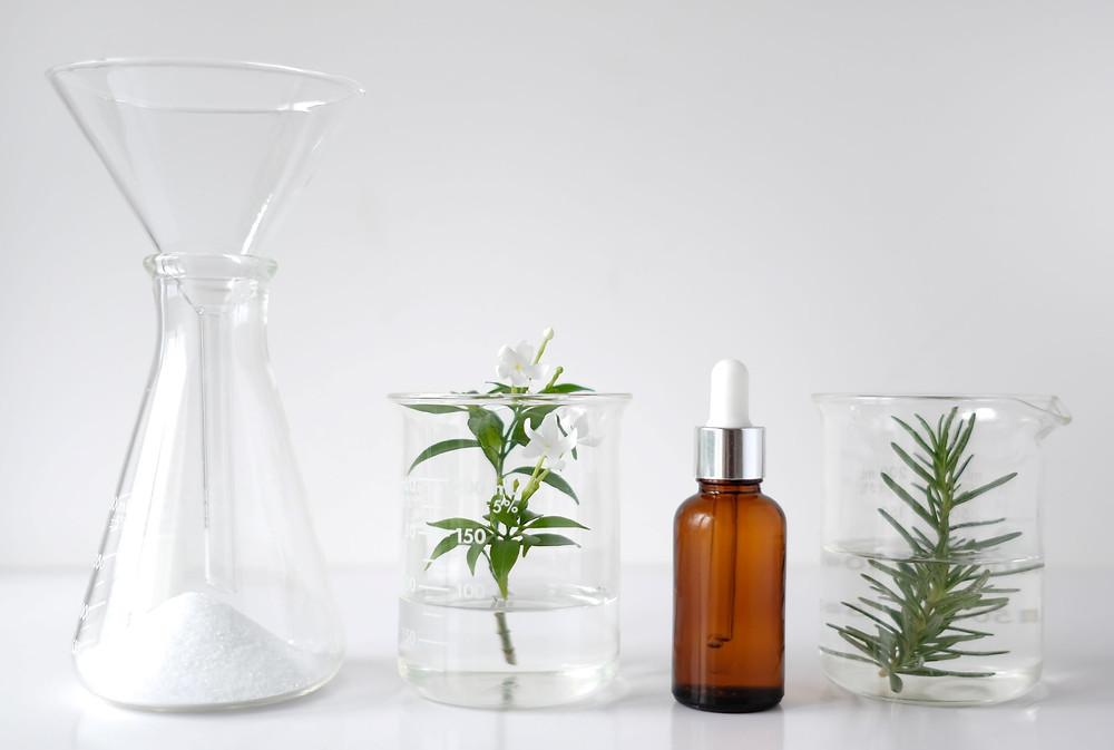 Koti Lifestyle | Organic skincare bottles