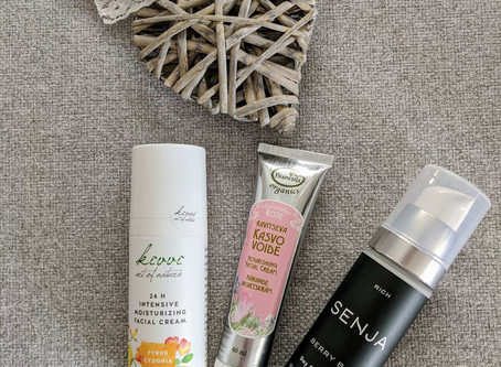 New Year Resolutions - The Skin Edition