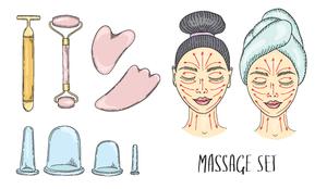 Koti Lifestyle | Gua Sha, Facial Cupping and facial massage instructions