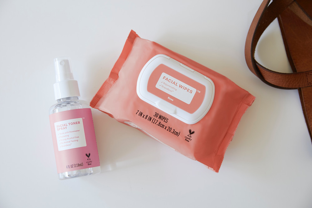 Koti Lifestyle | pink skincare products